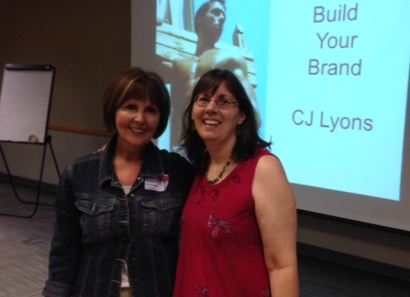Great Florida Sisters in Crime workshop by CJ Lyons.