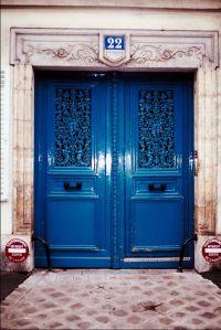 The door to my next adventure!
