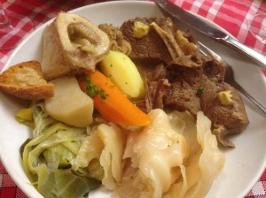 Le Roi du Pot au Feu! And trust me, they don't lie.